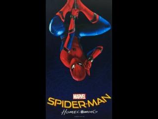Человек паук: Возвращение домой смотреть в full hd качестве