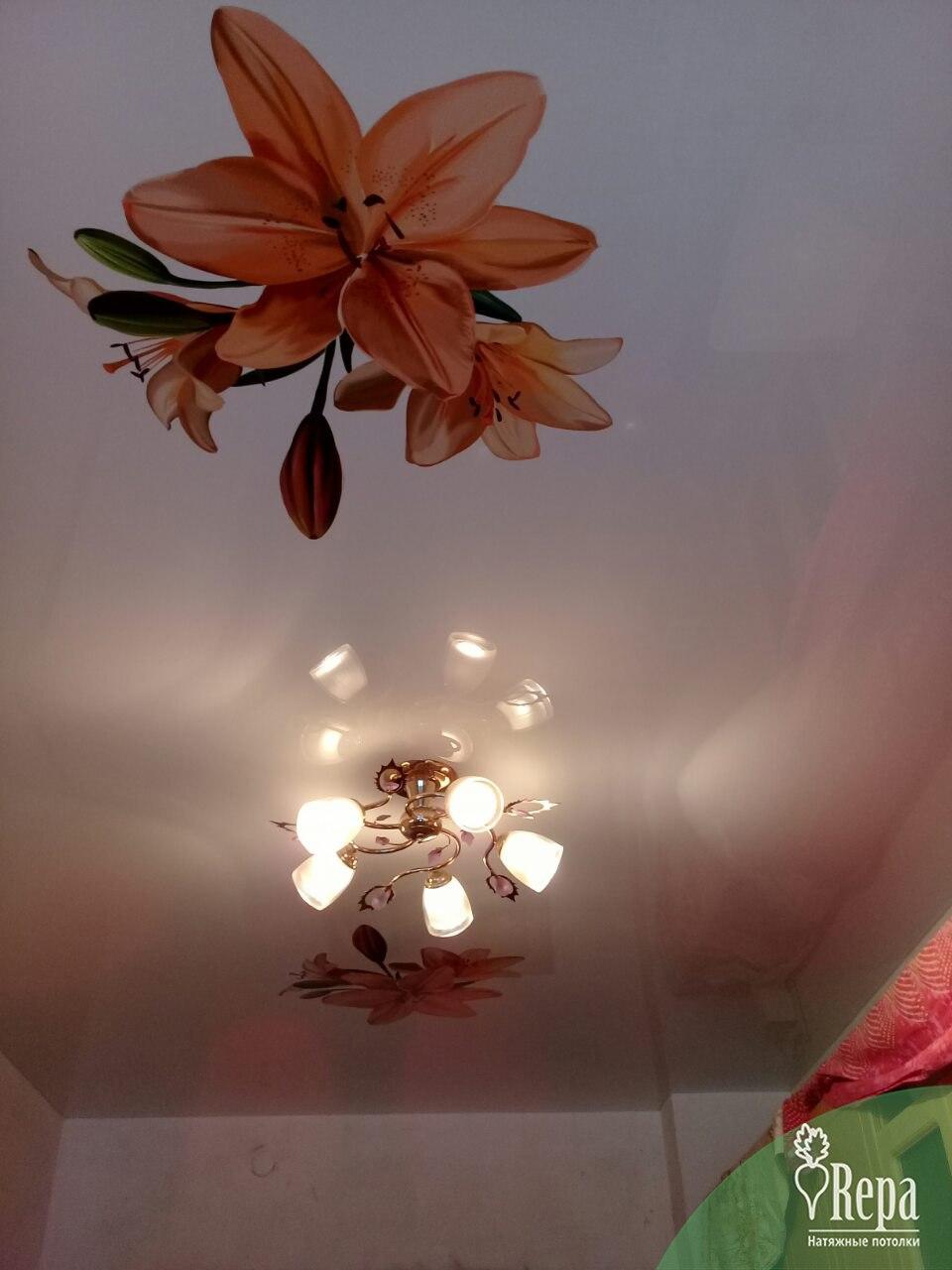 Натяжные потолки в Чебоксарах