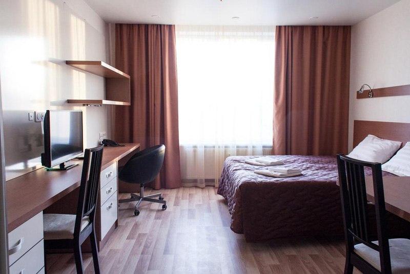 Гостевые апартаменты 28 м в Санкт-Петербурге.