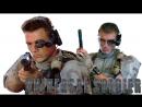 Жан-Клод Ван Дамм Jean-Claude Van Damme и Дольф Лундгрен Dolph Lundgren - Универсальный солдат Universal Soldier. 1992