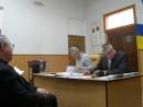 Про надання згоди на прийняття у комунальну власність громади контейнерів для твердих побутових відходів. 9.02.17.