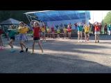 Лагерь Патриот, концерт 17.06.2017, танец Светофор