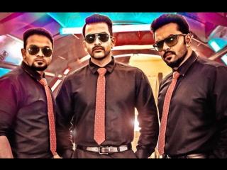 Три товарища / Amar Akbar Anthony (2015) WEBRip (720p)