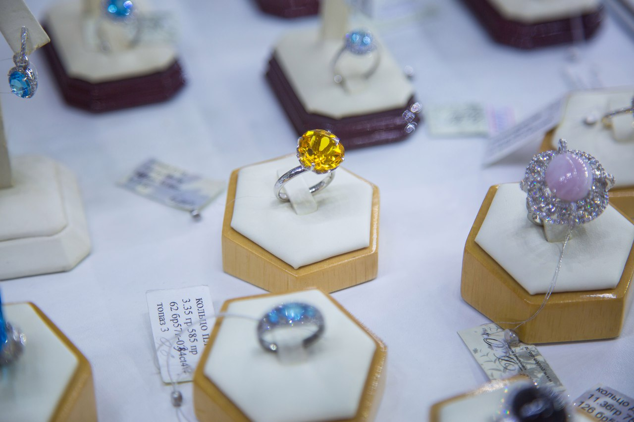 С 7 по 11 декабря в ДонЭкспоцентр прошла самая масштабная региональная выставка ювелирной отрасли «Эксклюзив»