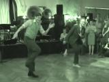 Todd Yannacone, Skye Humphries  Naomi Uyama  Shim Sham Big Apple Lindy Hop Jazz Dance 2010