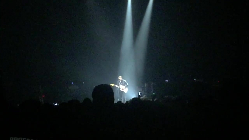 Ben Howard — Old Pine (Live @ «I Forget Where We Were Tour»: «Liverpool Echo Arena»)