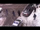 Опубликовано видео задержания боевиков, готовивших теракты в Москве