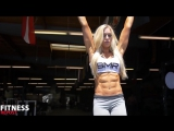 Crazy Female Abs