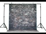 Life Magic Box Vinyl Dark Brick Backdrop Background Backdrop Brick Cool Backgrounds Backdrop Design