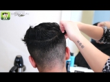 Philippe Coutinho hairstyle _ Footballer hair _ FIFA World Cup 2014