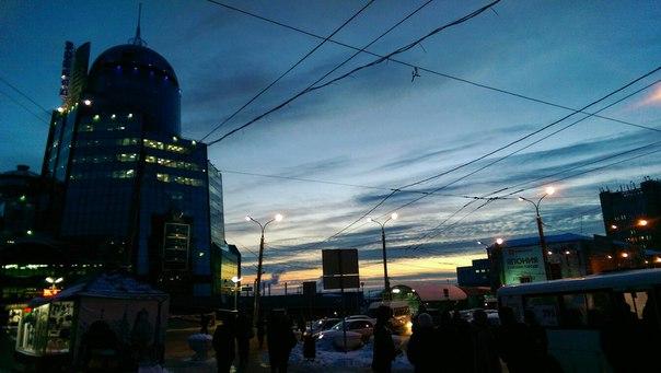 Ж/Д Вокзал  Фото: Марина Шепелёва