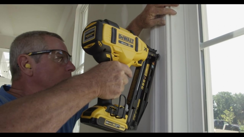 DEWALT DCN660 16 GA 20v MAX FINISH NAILER