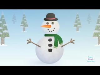 Im A Little Snowman - Super Simple Songs