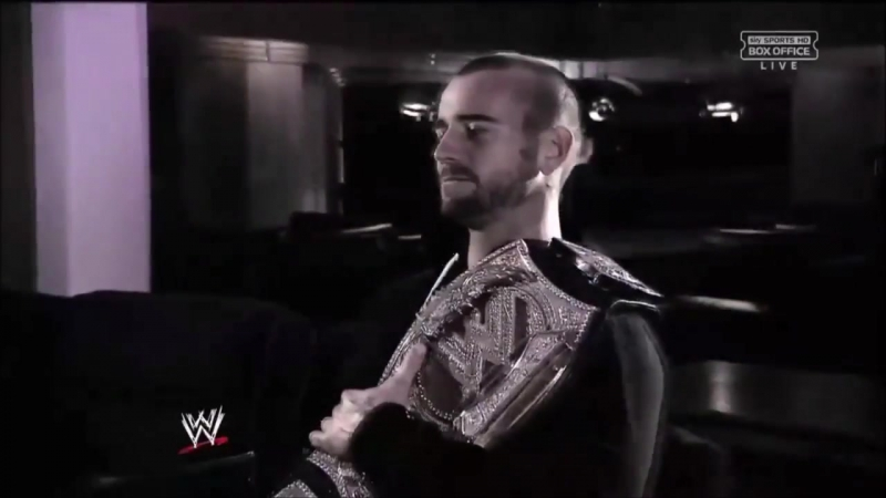 CM Punk vs The Rock (Royal Rumble 2013 Promo)