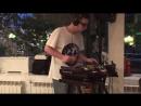 Pre-party «Русская кибернетика» в Maccheroni Ciao, Екатеринбург, 28.07.2017 — Артём Григорьев (DJ-дуэт A A)