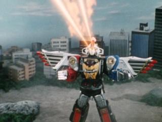 Ninja Sentai Kakuranger 33