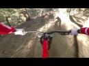MTB Dan Atherton Rips up the Crestline trails captured on his GoPro Karma Grip