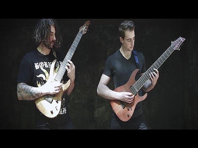 Progressive Death Djent Metal : DIVITIUS - Serpent Skin