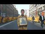 Крестный ход в честь св. Александра Невского  The procession dedicated to St. Alexander Nevsky