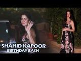 Gorgeous Katrina Kaif At Shahid Kapoor's Birthday Bash 2017