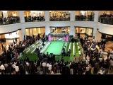 Live Visuals  Katrina Kaif At Dubai Mall (23-02-17)