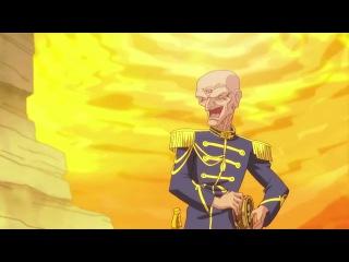 DC НАЦИЯ: Дум Патруль - Схватка с бессмертным Генералом ОМ