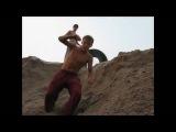 D.Devils sands &amp water Trainings 2010  (Russian 3run Family, parkour, freerun)