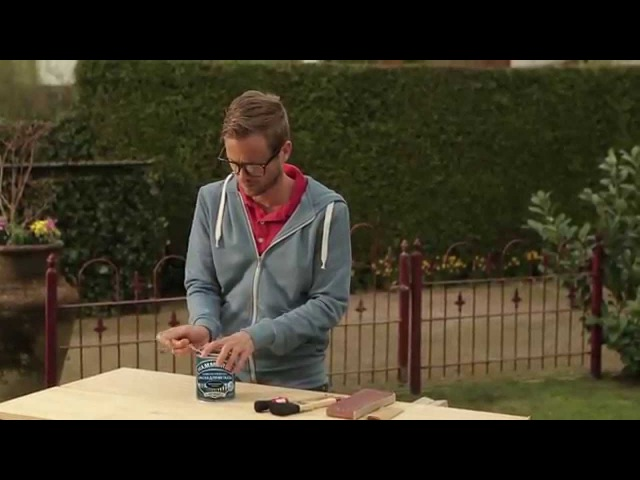 Hammerite Как покрасить ржавую металлическую поверхность и защитить ее надолго