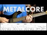 Металкор на гитаре - Parkway Drive Alone
