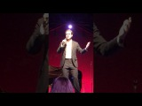 Aaron Tveit - Les Mis Medley (12217 at Wolf Trap)