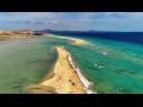 Beautiful Fuerteventura Canary Islands AERIAL DRONE 4K VIDEO