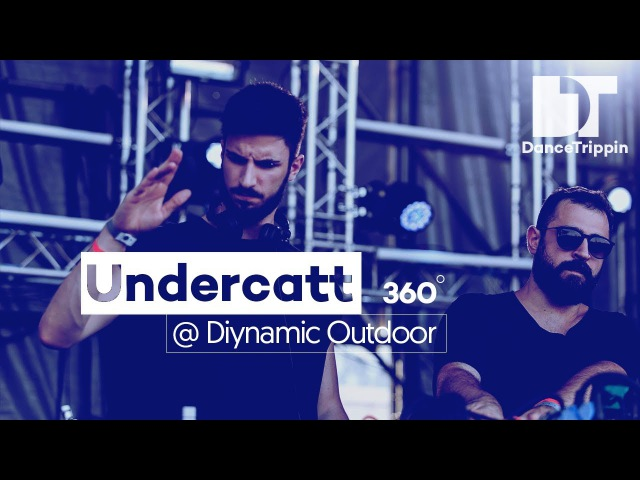 360° VR: Undercatt at Diynamic Outdoor Off Week Edition, Barcelona (Spain)