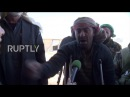 Syria: Army evacuates E. Aleppo residents from liberated Jabal-Badro district