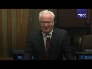 RT официально стал одним из телеканалов штаб-квартиры ООН
