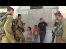Soldados israelenses prendem menino palestino de apenas 5 anos