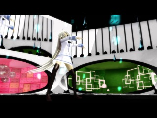 【MMD-DMC4】 カーニバル 【Vocaloid IA】 Happy Birthday! 27/1/2013 HD 1080p