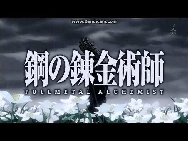 Fullmetal alchemist brotherhood Opening (1 2 3 4 5) sub español