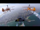 Jetman Dubai and the Breitling Wingwalkers – 4K