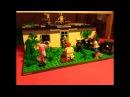 Обзор Лего Самоделки 62 Зомби Апокалипсис Школа