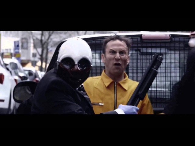 Payday 2 Hoxton Breakout PD2 Live Action Full Movie