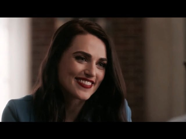 Falling in love with Lena Luthor