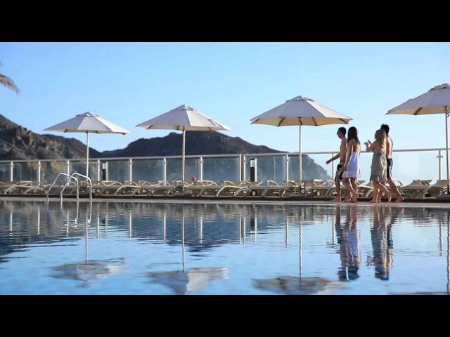 Oceanic Khorfakkan Resort Spa 4* / Khorfakkan / UAE