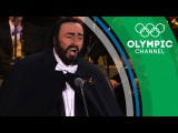 Luciano Pavarotti's Last Public Performance - Torino 2006 Opening Ceremony Music Monday