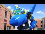 Мультики про самолетики и машинки - Супер Крылья - Все серии о самолетике Джетте  ...