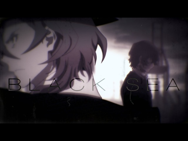 Bungou Stray Dogs Black Sea Soukoku