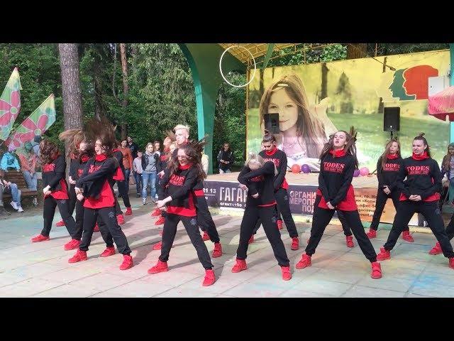 Батл, TODES-Калуга, выступление на празднике ХоллиКраски, Городской парк (Старый город), Обнинск, 28 мая 2017