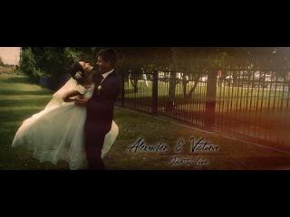 Саша и Вика... Любовная история прекрасной пары.