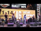 Rainbow Tribute - Temple of the King & Ariel (St.Petersburg Harley® Days 2016)