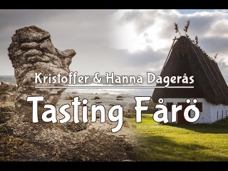 Tasting Fårö. Kristoffer and Hanna Dagerås, restaurant chefs