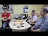 Евгений Ройзман в гостях редакции Час Пик